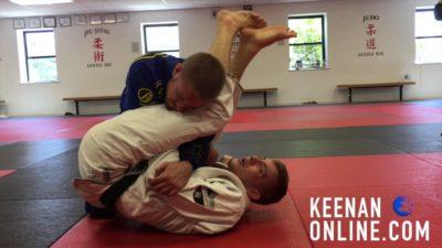 4 black belt tricks to finish Armbars – Part 1 – Keenanonline.com