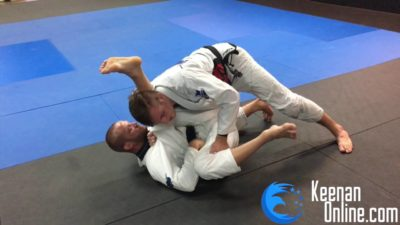 The Most Basic but Most Powerful Pass in Jiujitsu – KEENANONLINE.COM