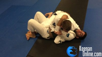 The SHOULDER CHOKE – Keenanonline.com