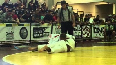 Keenan Cornelius Marianas Open 2015