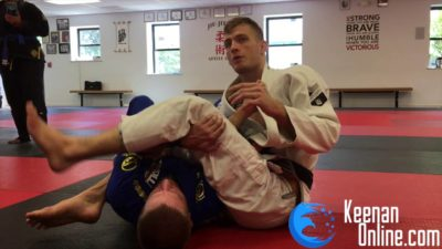 4 black belt tricks to finish armbars – part 2 – Keenanonline.com